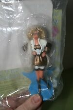 Hollywood Barbie Figurine McDonalds Happy Meal Toy Doll w Hair You Can Style NIP