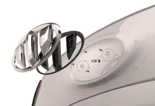 2G Brenthon Hood Trunk Steering Wheel Emblem Badge 7PC For 2016 Kia Sorento