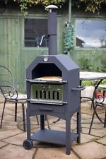 Buschbeck Pizzaofen / Holzkohlegrill Italia 167x56x40cm