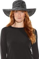 131e0a27487 Coolibar UPF 50+ Women s Packable Wide Brim Hat - Sun Protective (One Size-