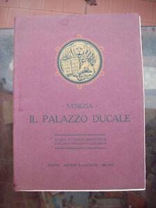 1913-GUIDA-ILLUSTRATA-DEL-PALAZZO-DUCALE-DI-VENEZIA-DI-MAX-ONGARO