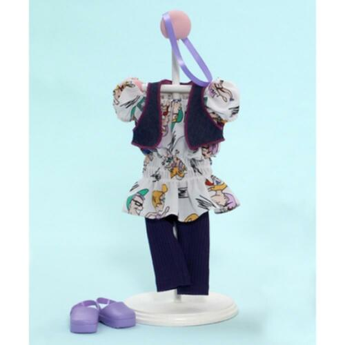 """Madame Alexander Party Time In Purple Outfit for 18/"""" Dolls"""