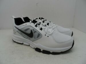078a32ae35bf Nike Men s Air Velocitrainer Cross Trainer Athletic Shoes White ...