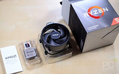 Amd Ryzen 5 3600x 3 8ghz 6 Core 4 4 Ghz Max Boost Brand New 730143309912 Ebay