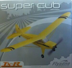 Impartial Flyzone Super Cub Hcaa2556 Grand Assortiment