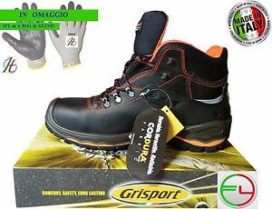 Antinfortunistica Guanti Lavoro Grisport Dell'immagine Calzature Caricamento Corso 72003 In Vibram Scarpe BROPwvZYq
