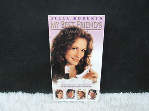 1997-My-Best-Friend-039-s-Wedding-Starring-Julia-Roberts-Tristar-Pictures-VHS-Tape