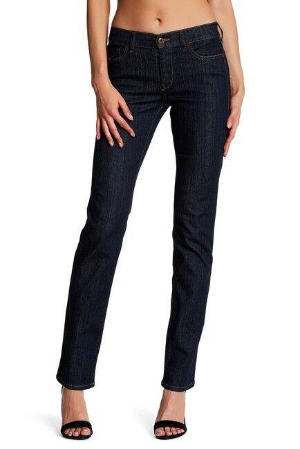 Neuf Avec étiquettes Femme Diesel Straitzee 0RZ74 Regular Slim-Straight Jeans Stretch 29 x 30