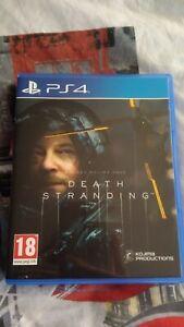 Death Stranding PS4 Playstation 4