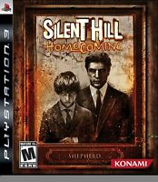 Silent Hill: Homecoming Playstation 3 Brand And Sealed