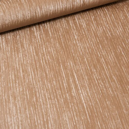 Rasch Copper Gold Trianon Metallic Lines Shimmer Textured Wallpaper 515503
