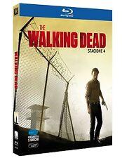 The Walking Dead - Serie TV - 4^ Stagione -Cofanetto 5 Blu Ray - Nuovo Sigillato