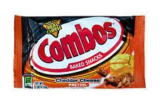 Cheddar Cheese Pretzel Combos