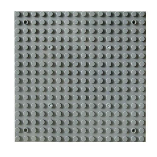 Puzzle Toys Children Accessories 36X24 Point Building Blocks Base Plates Plastic