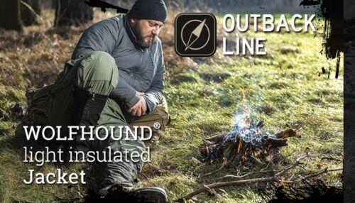 Helikon Tex Wolfhound Outdoor Insulat Apex Jacket Climashield Pencott Wildwood