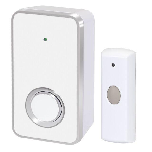 ARLEC Plug-In Wireless Door Chime Series 3  DC681   240V A.C. 50Hz 2w   50-100m