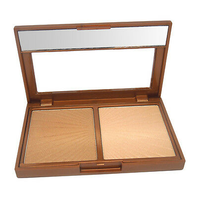 W7 Hollywood Bronze & Glow. Bronzer and Highlighter Duo Free U.K P&P