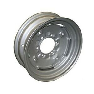 E6NN1007BA-Front-Wheel-Tractor-Rim-5-5-034-x16-034-For-Ford-2000-4000-600-601-800-801