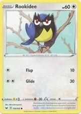 Scorbunny 030//202 Reverse Holo-Pokemon Card-Sword /& Shield 2020