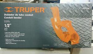 """DOTU-50 Conduit bender 1/2"""" pipes Truper"""