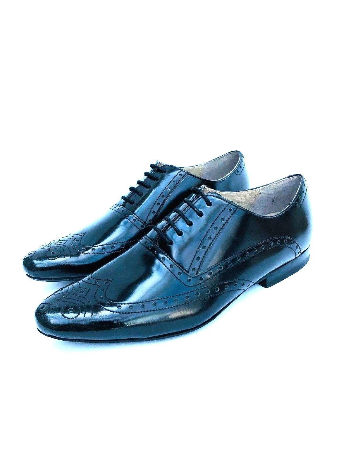 Clarks à Richelieu Enfiler en Cuir Noir pour Homme Chaussures Richelieu à Habillées Ru 1d6314