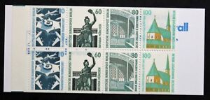 Timbre-BERLIN-Stamp-ALLEMAGNE-Yvert-et-Tellier-Carnet-C795b-n-Cyn28
