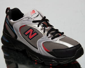 Details about New Balance 530 Men's Grey Black Red Low Casual Athletic  Lifestyle Sneakers Shoe