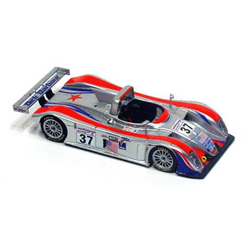 REYNARD 01 Q JUDD N.37 Le Mans 2001 1:43 Spark Model Auto Competizione Die Cast