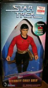Star Trek Security Chief Sulu Kb Excl mirror Mirror