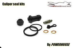 Suzuki GSF600 Bandit rear brake caliper seal rebuild repair kit 2000 2001 2002