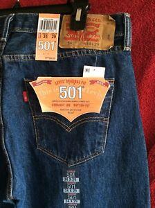 Washed Jeans Dark Stone 501 0194 Levi's qvOw1WUzZZ