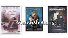 3 Pk Buen Dia Ramon - Nosotros Los Nobles - Dictadura Perfecta DVD NEW SHIPS NOW