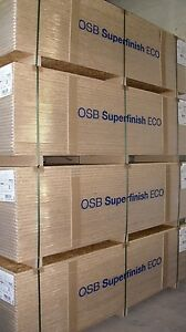 15 mm OSB-Platten,6,67 €/m²DIN EN300 Sichtschalung ...