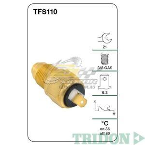 TRIDON-FAN-SWITCH-FOR-Daihatsu-Feroza-09-93-01-99-1-6L-HDE-SOHC-16V-Petrol