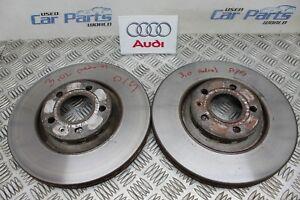Audi-A4-B6-B7-02-09-Disques-De-Frein-Ensemble-5-mois-de-garantie