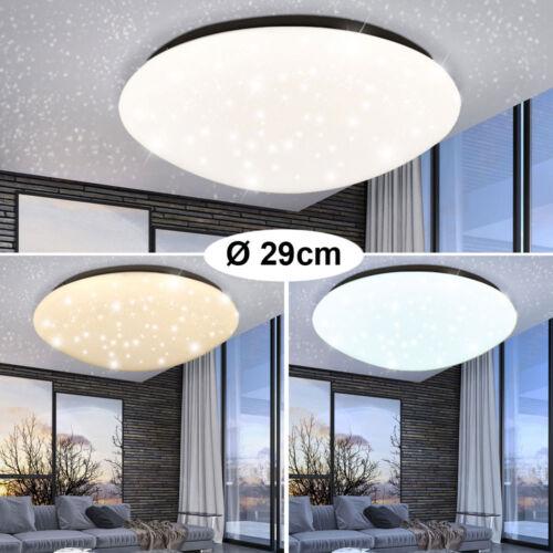 LED Decken Design Lampe Sterne Himmel Effekt Leuchte Schlaf Zimmer weiß Strahler
