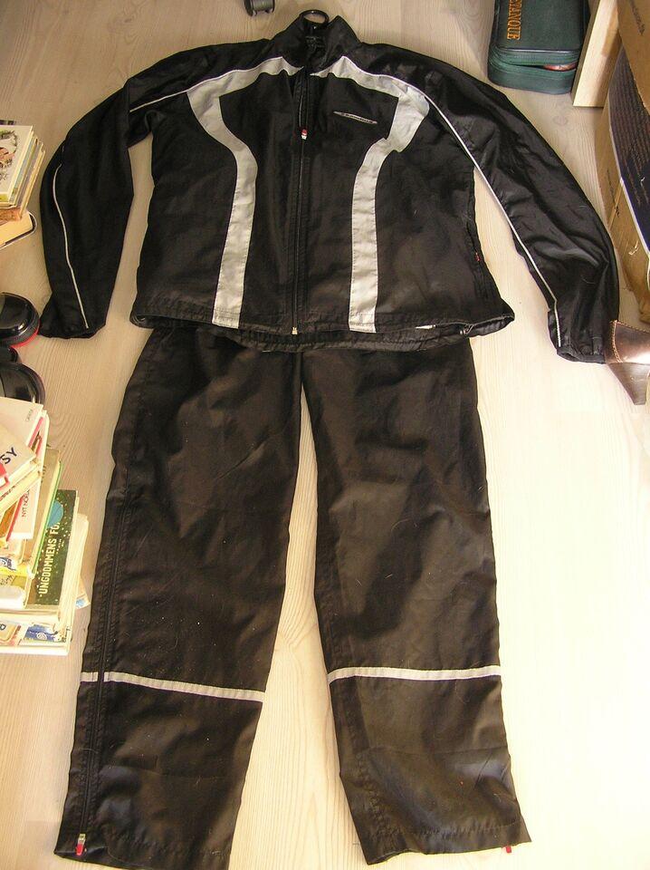 Løbetøj, jakke - bukser , newline