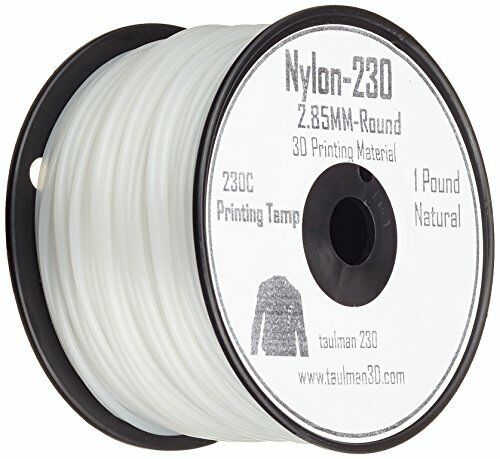 Taulman  10664 Print Filament, Nylon 230, 2.85 mm, 450 g