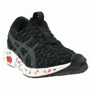 ASICS HyperGEL-Kenzen  Casual Running Neutral Shoes - Black - Mens