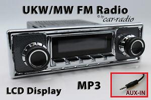 Retrosound-Laguna-Komplettset-Becker-Oldtimer-Radio-MP3-AUX-IN-L308509C078039