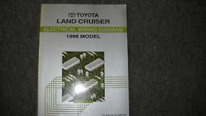 image is loading 1998-toyota-land-cruiser-electrical-wiring-diagram-service-