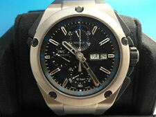 IWC ingenieur Double chronograph Titanium-reloj hombre ref.: iw376501