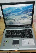 NOTEBOOK ACER lcd 15 CPU INTEL CENTRINO 1,7 HD 20 GB RAM 1GB WINDOWS XP