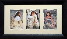Maija Indian Summer Framed Trilogy  24 x 14