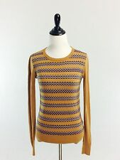 P21 Anthropologie UO Size Small Long Sleeve Printed Top Women's Free Returns