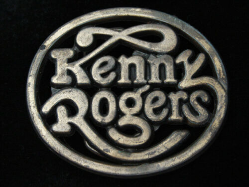 QC15172 VINTAGE 1970s **KENNY ROGERS** MUSIC COMM… - image 1