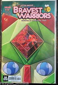 Bravest-Warriors-28-VF-1st-Print-Boom-Studios-Comics