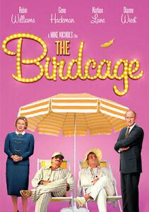 The Birdcage DVD, Grant Heslov, Tom McGowan, Christine Baranski, Hank Azaria, Ca