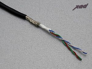 CARDAS-TONE-ARM-CABLE-33awg-X4-SHIELDED-LITZ-PER-300mm