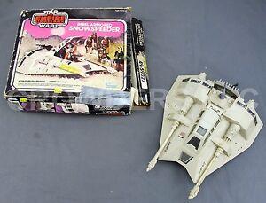 SW ESB Vintage Collection Rebel Armored Snowspeeder Kenner 1980 #39610 Pink Box
